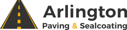 Arlington Paving & Sealcoating Logo